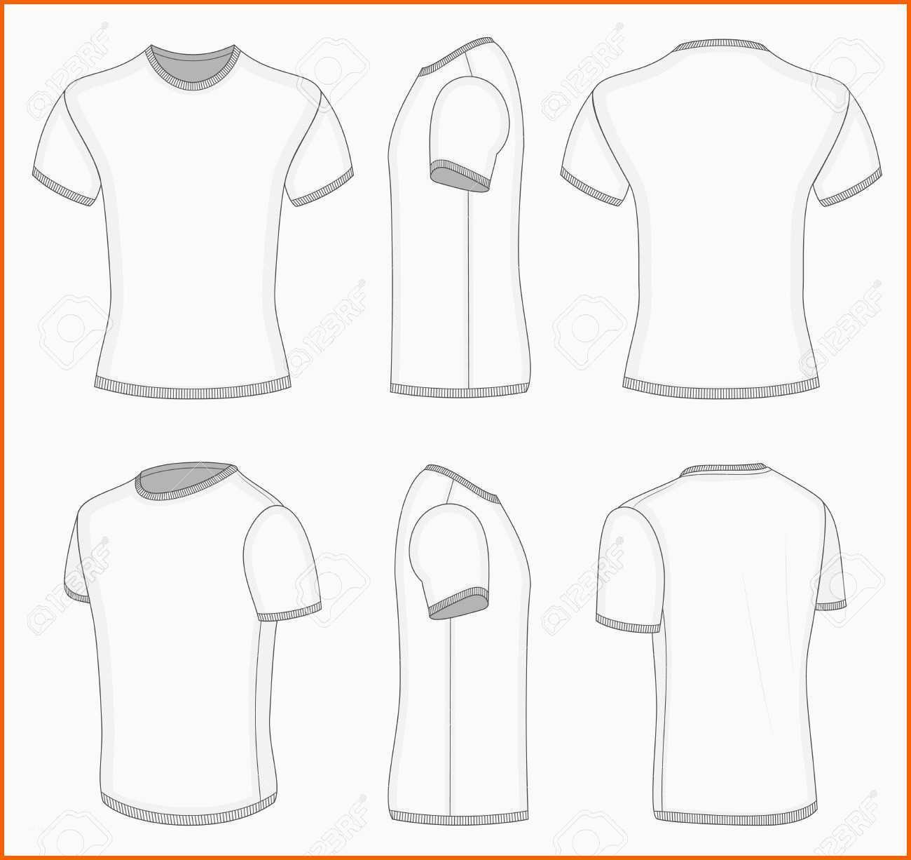 kreativ white t shirt design template templates station