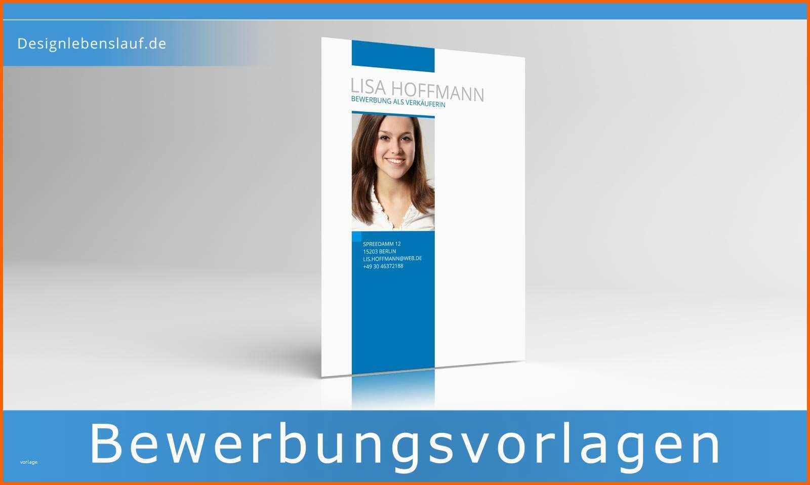 Tolle Bewerbung Deckblatt Vorlage Mit Lebenslauf Und ...