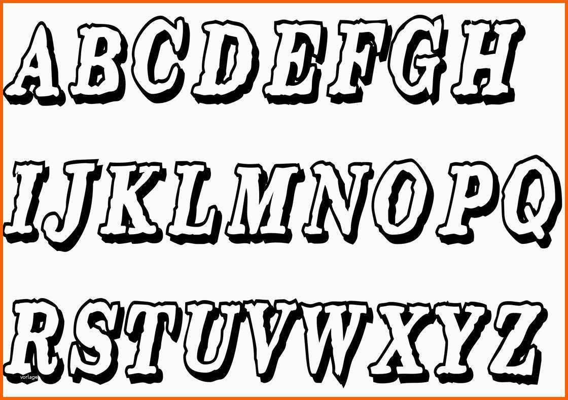 unvergleichlich buchstaben ausmalen alphabet malvorlagen a